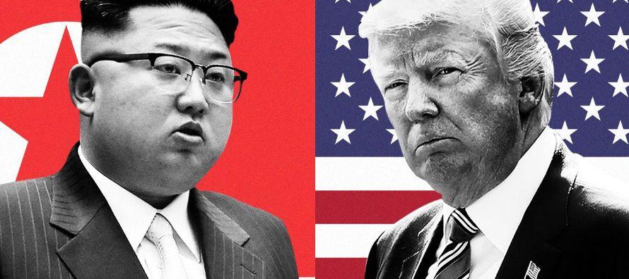 Estados Unidos y Corea del Norte han entrado en una espiral de amenazas sin precedentes. Desde la...