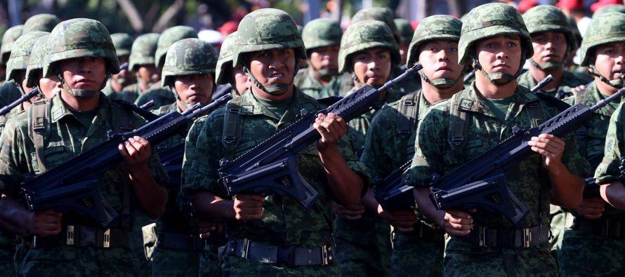 De acuerdo a la cuenta de la Comisión Mexicana de Defensa y Protección de los...