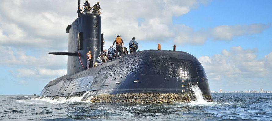 El ARA San Juan no desapareció en silencio. La tripulación del submarino argentino se...