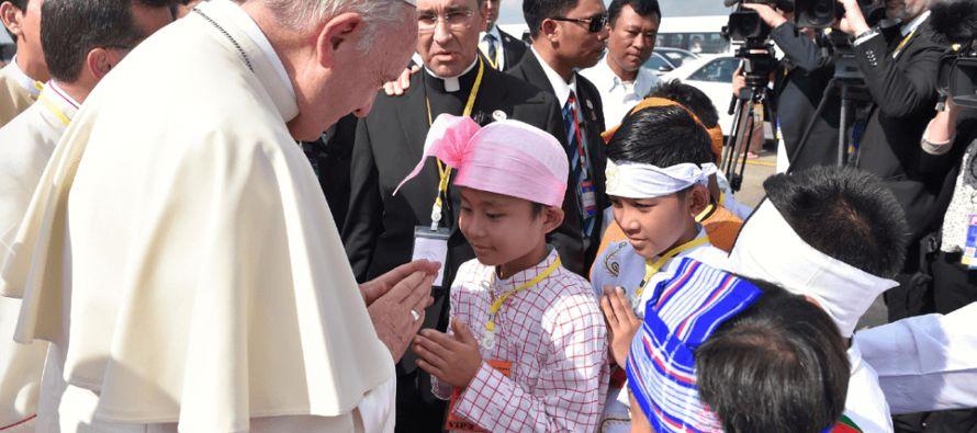 Como es habitual, el pontífice argentino durante la audiencia general hizo un repaso a su...