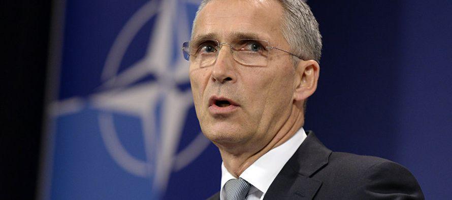 Sobre Georgia, el socio de la OTAN que contribuye con más efectivos a la misión...