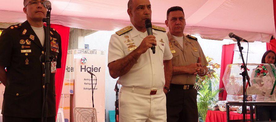 El ministro de la Defensa de Venezuela, Vladimir Padrino, manifestó hoy su...