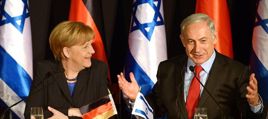 La canciller de Alemania, Angela Merkel, aseguró hoy que no comparte la decisión del...