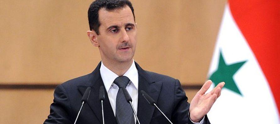 """La presidencia siria dijo hoy que el futuro de Jerusalén """"no lo determina ningún..."""