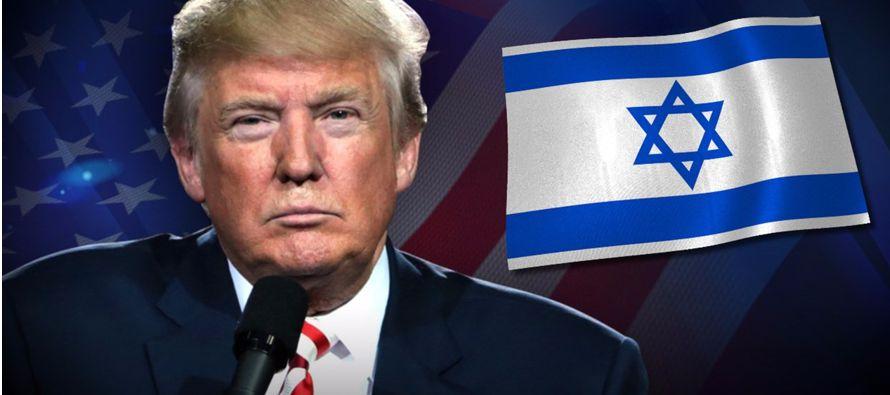 """""""Estados Unidos apoyará una solución de dos Estados si eso es lo que acuerdan..."""