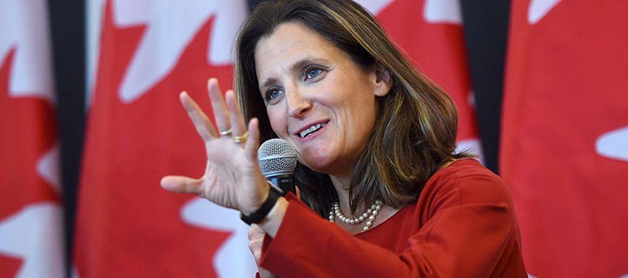 """""""Canadá es un firme aliado y amigo de Israel y un amigo del pueblo palestino. La..."""