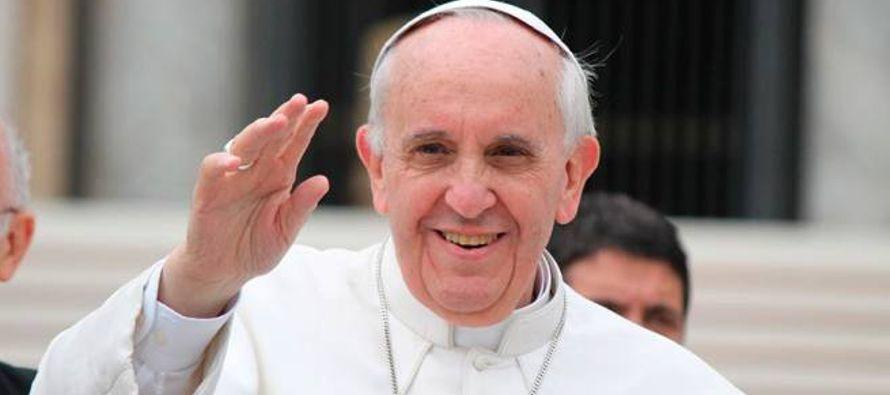 Lo dijo el Pontífice en la audiencia general, en la que invitó a la...