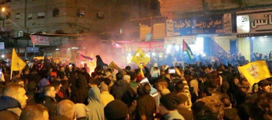 El Ejército israelí ha reforzado las fuerzas militares en territorio ocupado,...
