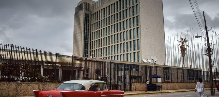 El misterio crece porque la embajada canadiense ha reportado que parte de su personal se...