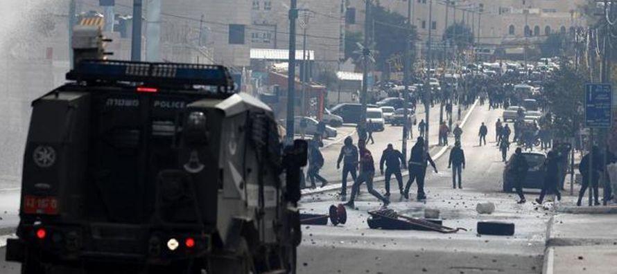 Las consecuencias sociales del reconocimiento estadounidense de Jerusalén como capital de...