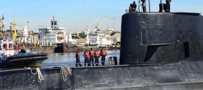 """""""El submarino San Juan, si hubiese tenido que transmitir algún problema o circunstancia..."""