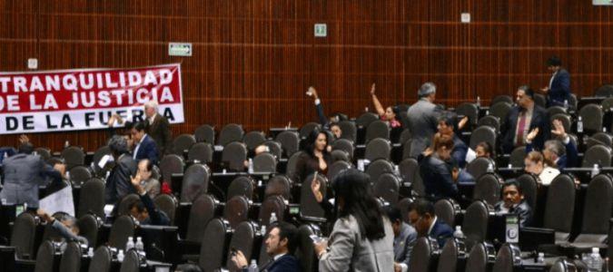Los senadores decidirán la próxima semana si aprueban o no el controvertido proyecto...