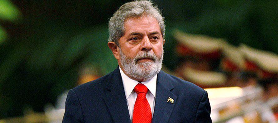 Lula concluirá mañana su etapa en Río de Janeiro, la tercera de una...