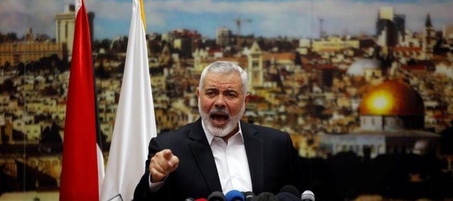 """""""Deberíamos llamar y trabajar para lanzar una intifada (levantamiento palestino) frente..."""