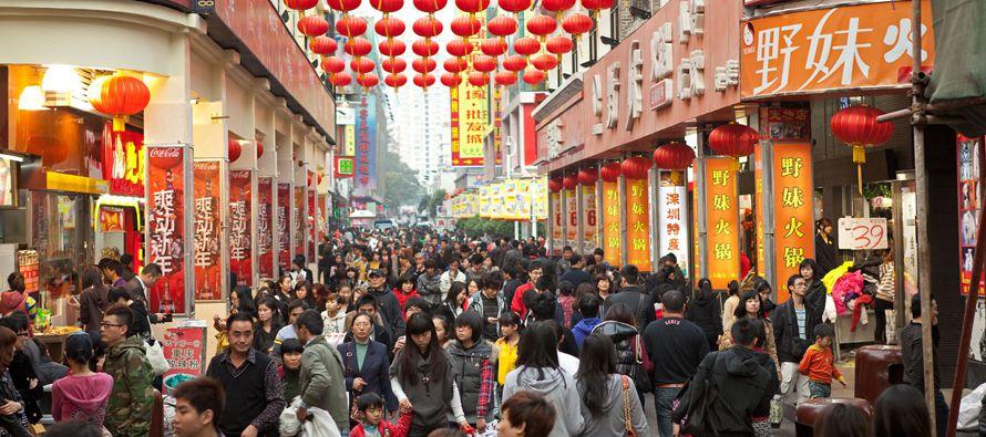 China dijo hoy que Estados Unidos puso sus propios estándares por encima del derecho...