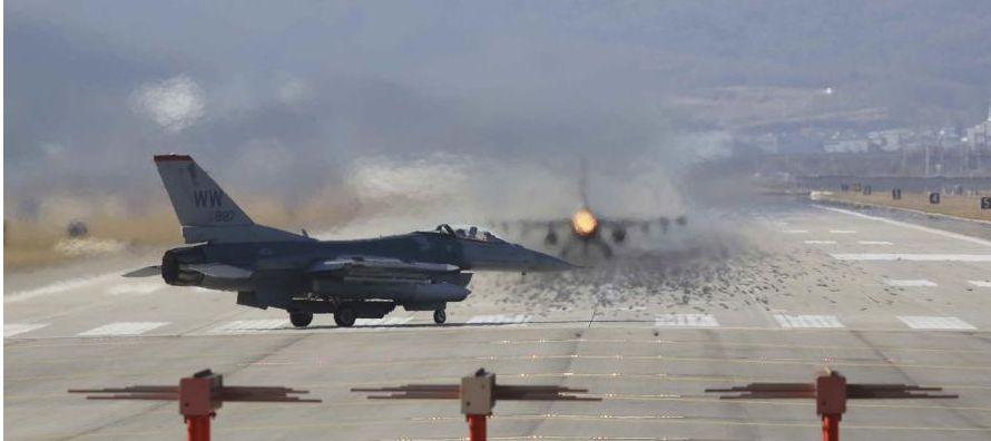 Según informó a Efe un portavoz del Ministerio de Defensa surcoreano, los aliados han...