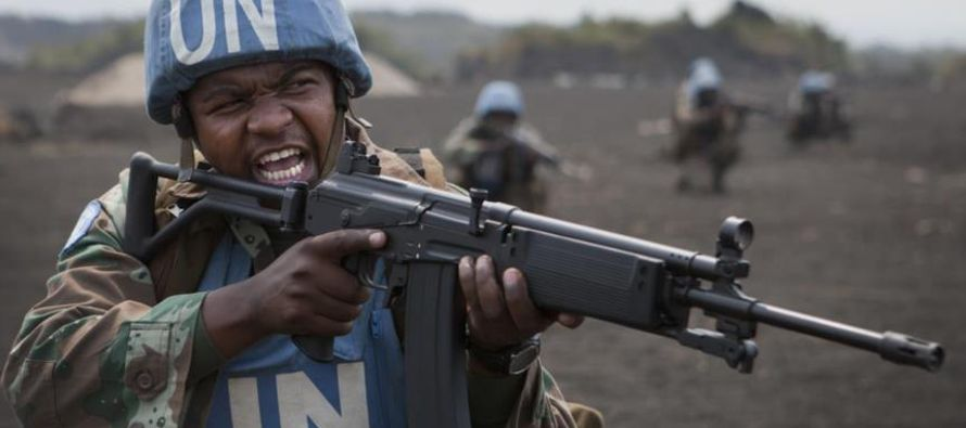 """""""Se trata del peor ataque contra las fuerzas de paz de la ONU en la historia reciente de..."""