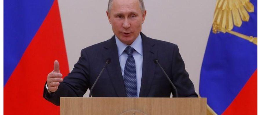 El mandatario también fue citado diciendo que Rusia mantendría la base aérea...