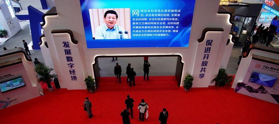 Si cabía alguna duda respecto a la destreza tecnológica de China, las presentaciones...