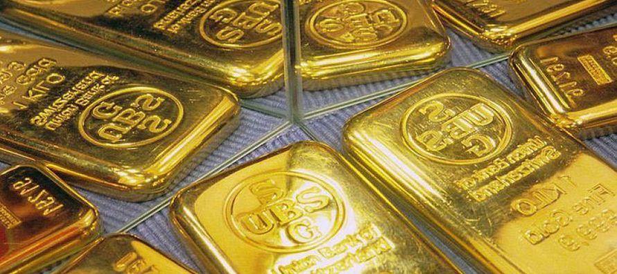 El oro es muy sensible a las subidas de las tasas de interés en Estados Unidos porque suben...