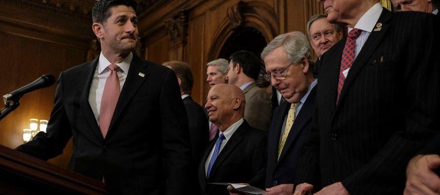 Muchos republicanos buenos y respetables solían creer que había un punto medio donde...