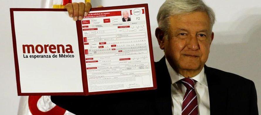 Los mexicanos acudirán a las urnas el 1 de julio para renovar también el Congreso,...
