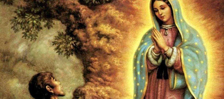 Se saca en procesión, por las calles de México, la imagen para que erradique la...
