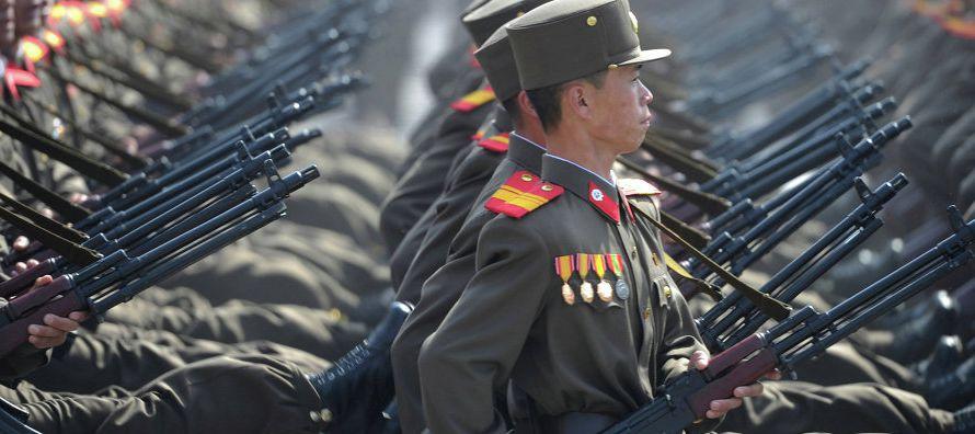 Las continuas pruebas de armas de Corea del Norte, unidas al tono belicista usado por el presidente...