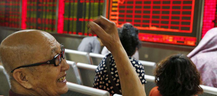 China en 2016 pagó pensiones por valor de 604,000 millones de yuanes (91,000 millones de...