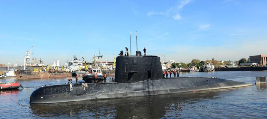 """""""De seis contactos, objetos, que había tenido el (buque ruso) Yantar, tres fueron..."""