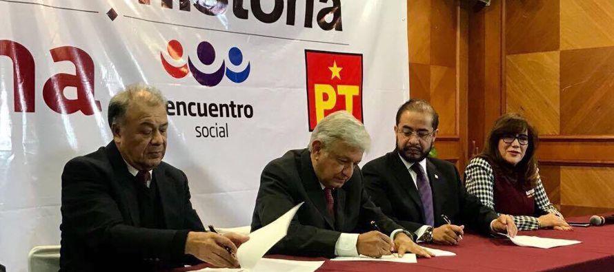 Para López Obrador, la elección del próximo año va ser un...