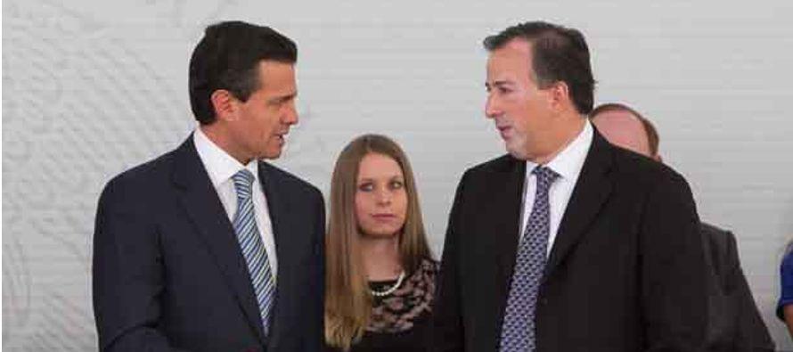Y Enrique Peña Nieto juró que su 'Pacto por México'...