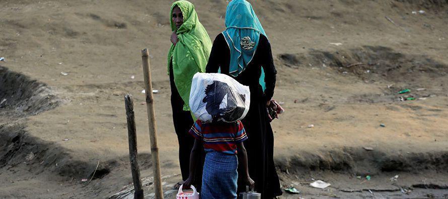 De acuerdo con varios recuentos realizados por la organización en los campos de refugiados...