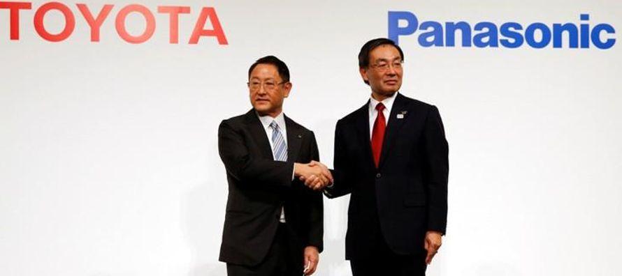 Toyota dijo el año pasado que planeaba añadir vehículos completamente...