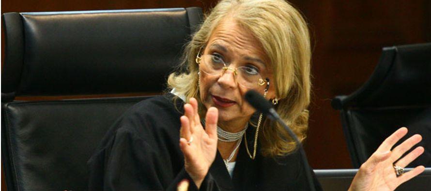 """""""El estado de Derecho es lo más importante, la legalidad y volver a los cauces de..."""