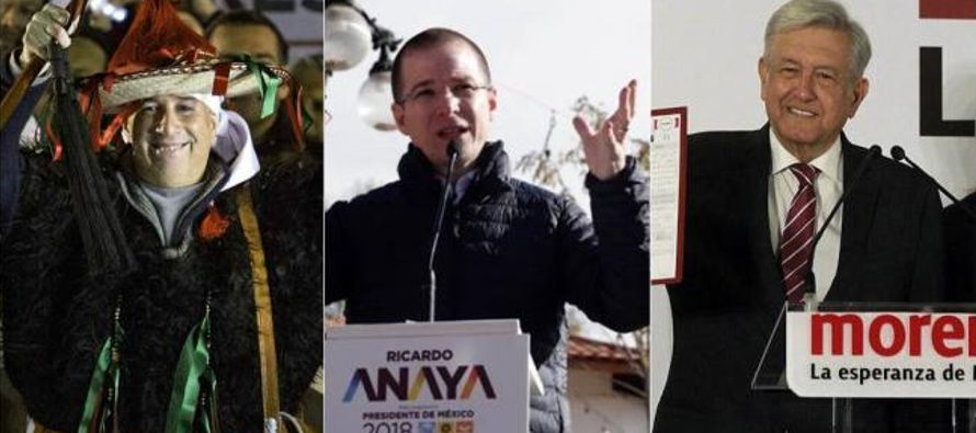 López Obrador, de 64 años y quien desde la formación de Morena en 2014...