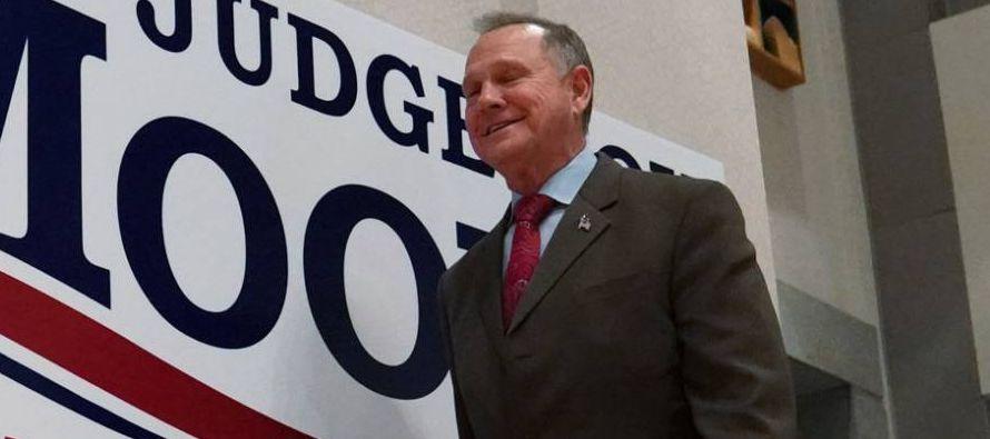 La derrota del candidato de Donald Trump al Senado en las elecciones de Alabama representa un...