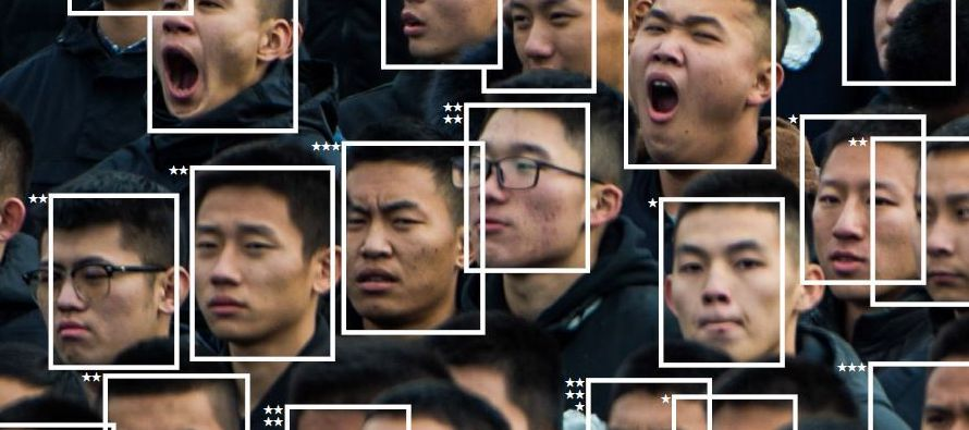Adentrarse en las dependencias de Face ++ es como deambular por un futuro que en China ya es...