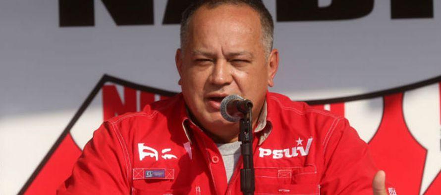 Jorge Rodríguez, sin embargo, dijo hoy en el marco del diálogo con la...
