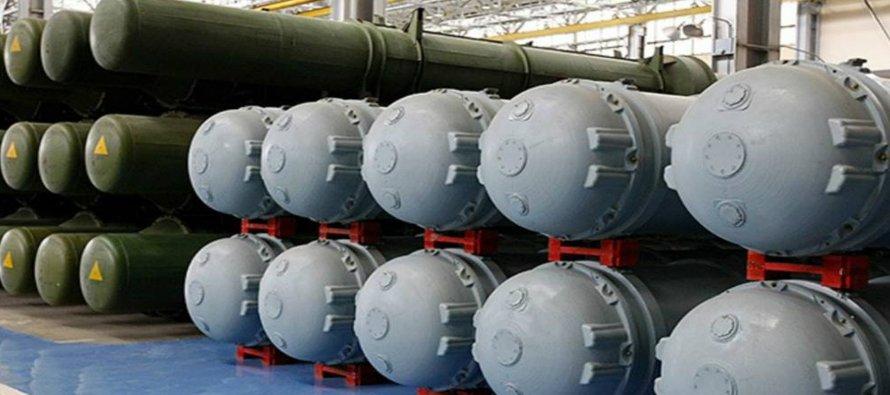 """""""El papel fundamental de las armas nucleares para nosotros es disuadir a nuestros adversarios,..."""