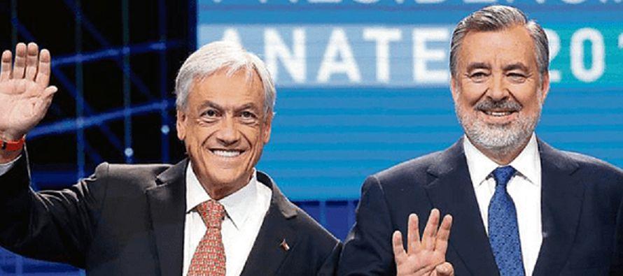 Los últimos sondeos mostraban a los dos candidatos en un virtual empate, algo relativamente...