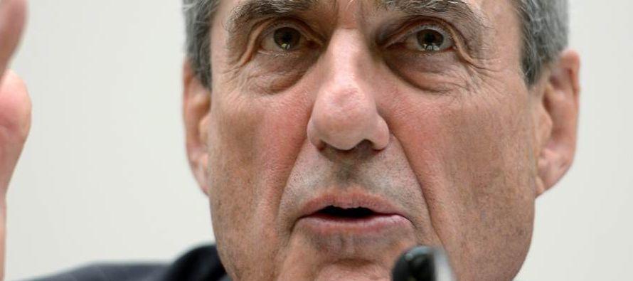 Langhofer aseguró en la carta que la oficina de Mueller obtuvo los registros de la GSA a...