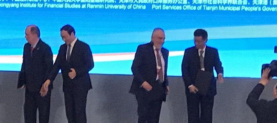 Las Nuevas Rutas de la Seda es un gran proyecto liderado por China desde 2013 para mejorar la...