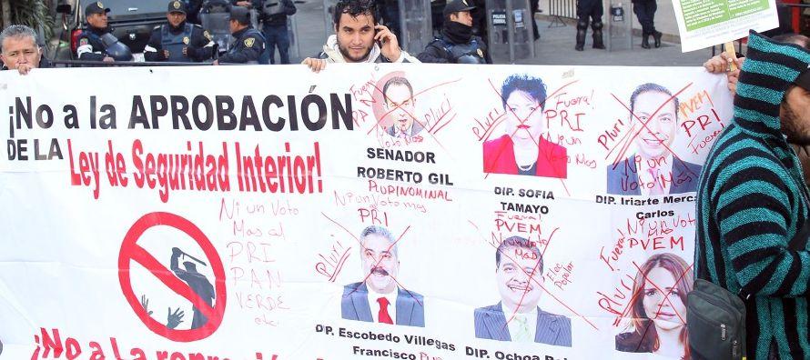 """""""Esto es un momento de agonía para los y las ciudadanos mexicanos, quienes han sido..."""
