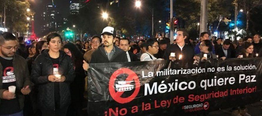 En un visita a México hace cuatro años, Shetty alertaba al presidente sobre la...