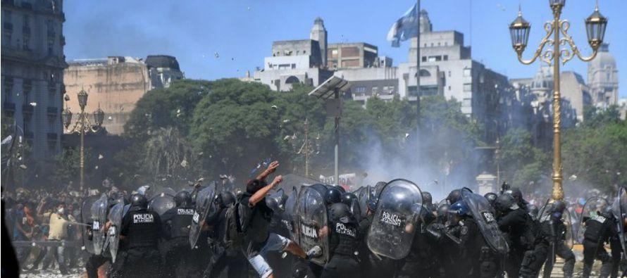 El Sistema de Atención Médica de Emergencias de Buenos Aires informó sobre un...