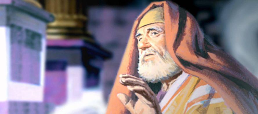 «Irá delante de Él con el espíritu y el poder de Elías, para...