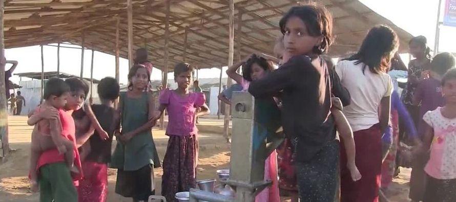 Para esas personas extremadamente vulnerables que Birmania se niega a reconocer como ciudadanos, el...