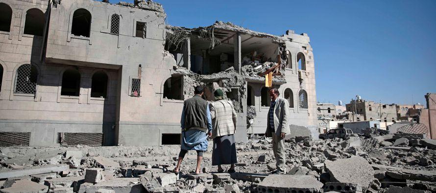 La ruptura de la alianza entre los dos grupos que le disputan el poder al presidente yemení,...