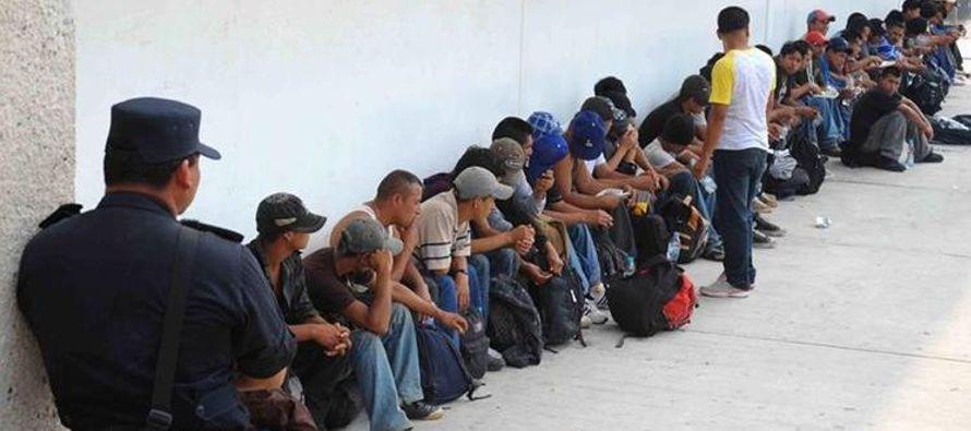 México deportó 29.223 inmigrantes guatemaltecos entre enero y noviembre pasado, 43,41...